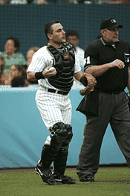 Paul LoDuca and the Marlins brave the Braves.