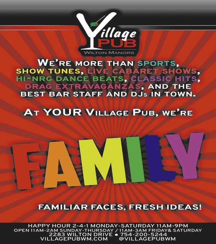 Village Pub Wilton Manors