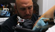 Ink Master Contestant Chris Blinston on How He Started Tattooing