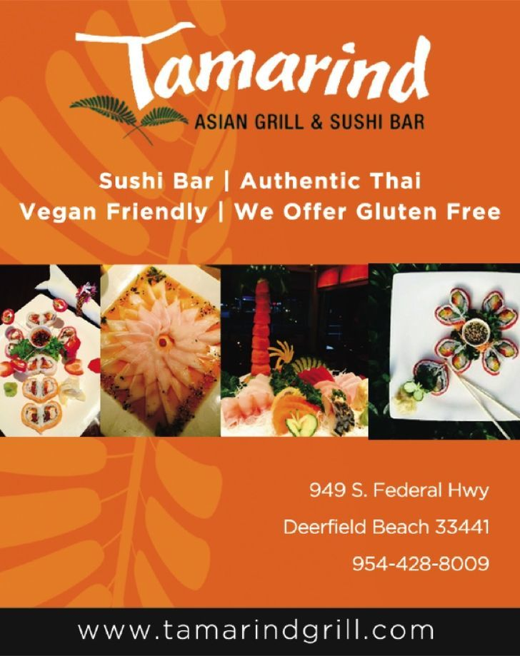 Tamarind Asian Grill