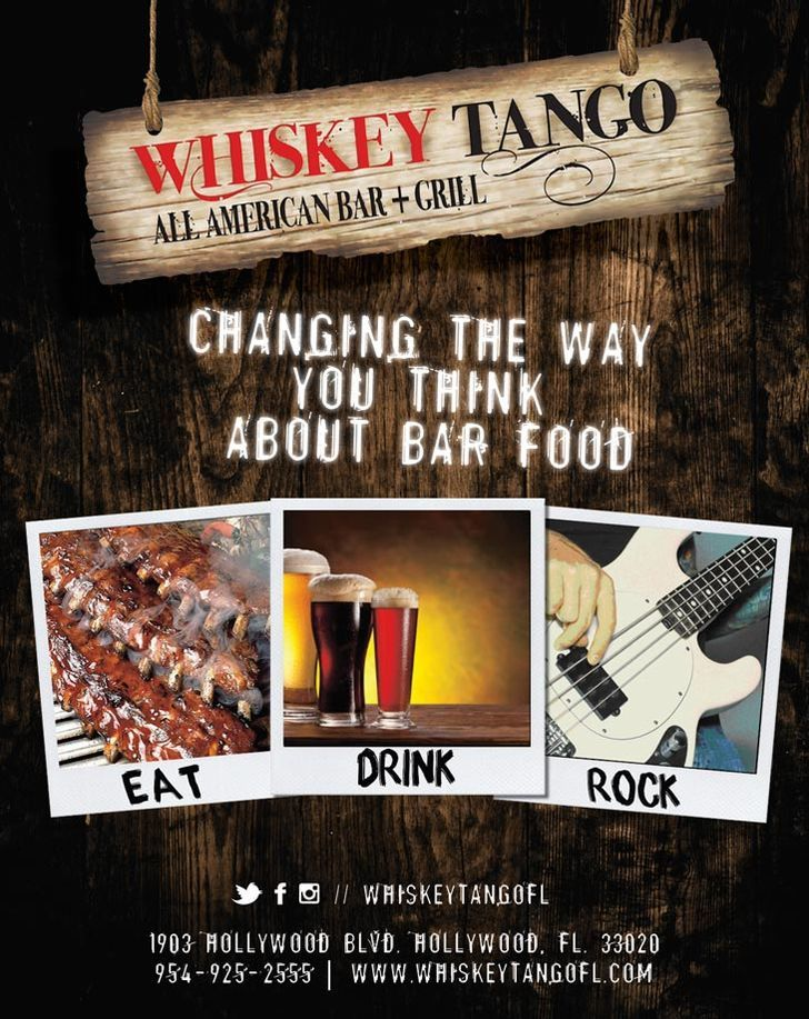 Whiskey Tango All American Grill
