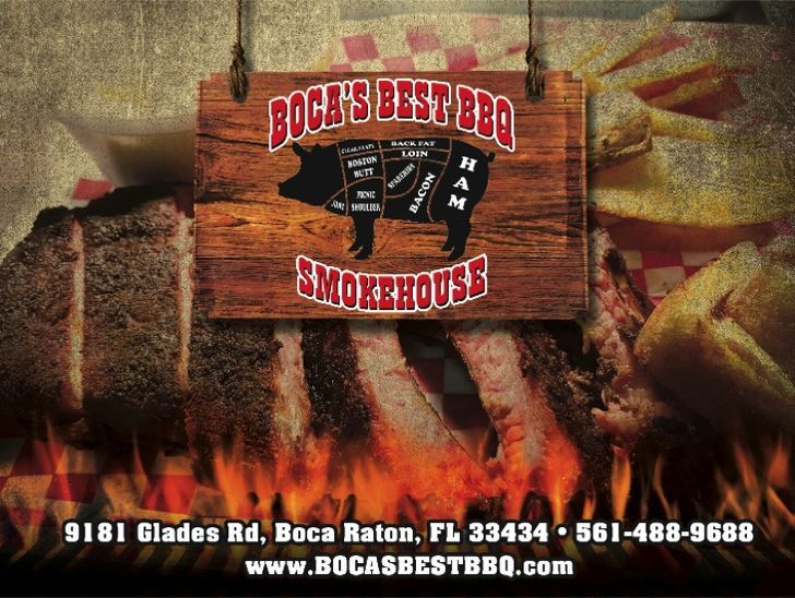 Boca's Best BBQ Smokehouse