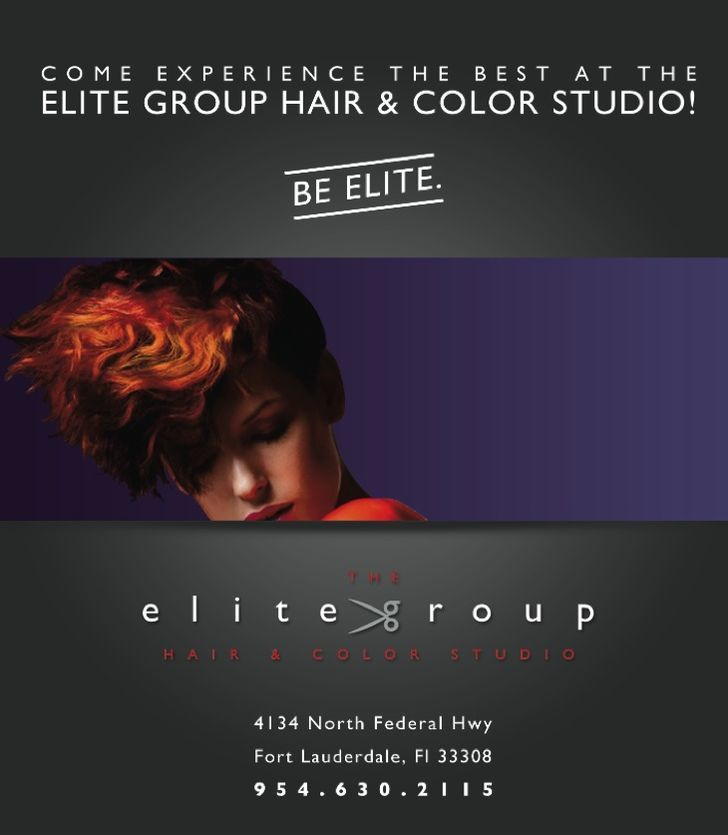 The Elite Group Hair & Color Studio