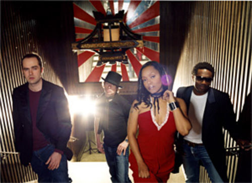 The Brand New Heavies bring old-school soul.