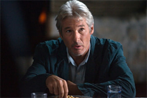 Gere seems to have found his niche: the cynical old reprobate.