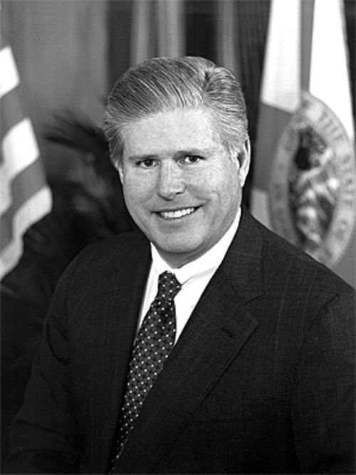 Tom Gallagher, the man who would be governor