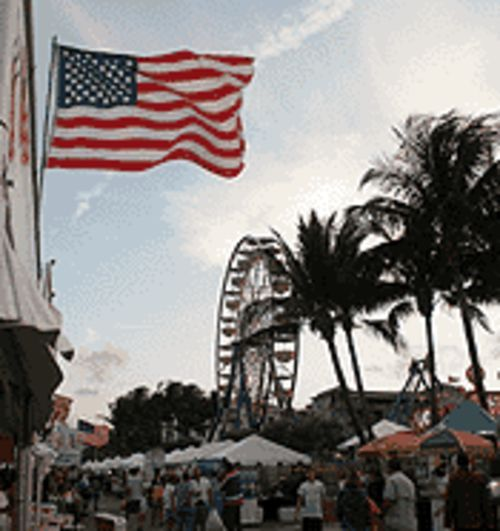 Deerfield Beach founders built their city on rock n' roll (and bed races).