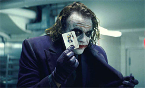 For Ledger, a killer role