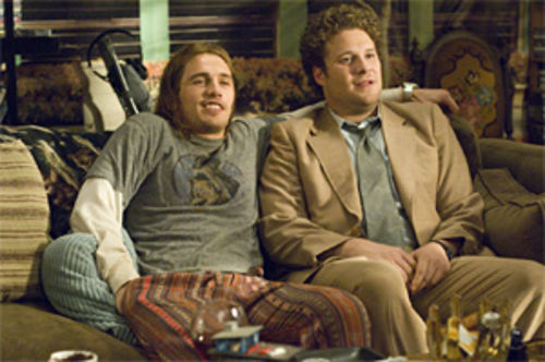 Franco and Rogen: A full-blown love affair