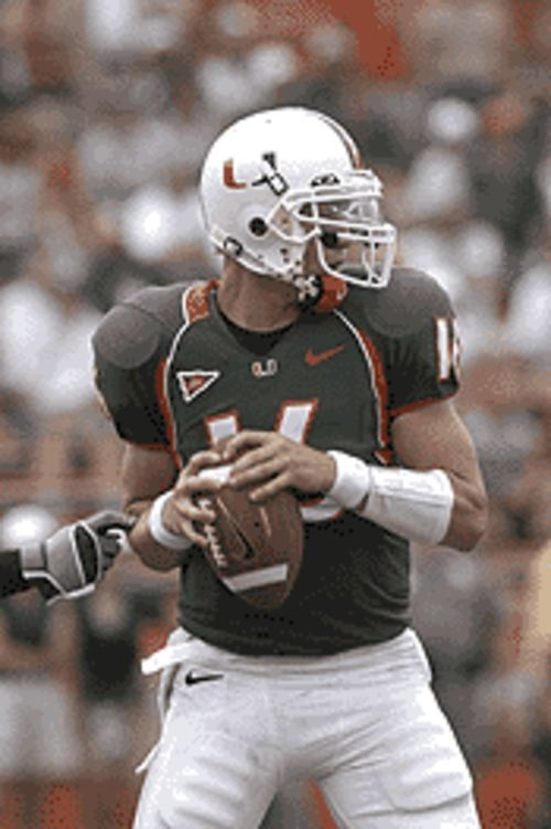 Cane the UM QB win a championship this year?