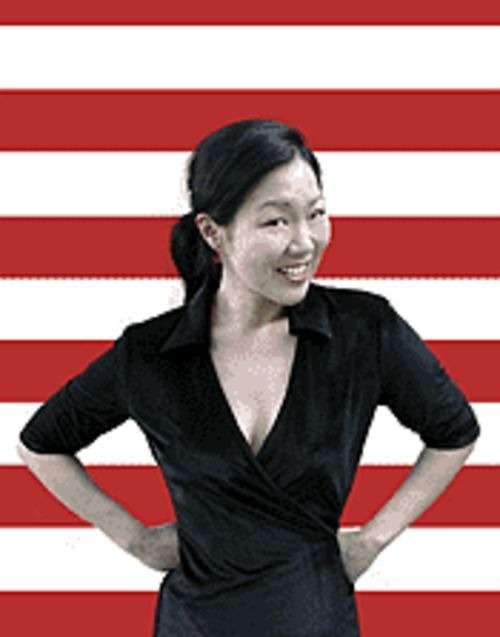 Done with fisting and bisexuality, Margaret Cho takes on politics.