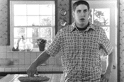Jason Biggs stars in a hilarious movie about getting a piece