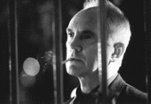 Man on a mission: Terence Stamp portrays the angry Wilson