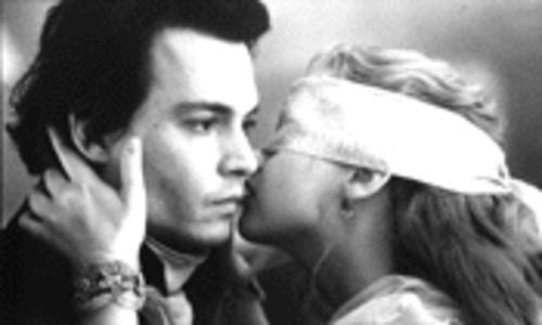 Washington Irving's gawky schoolteacher is barely recognizable in pretty boy Johnny Depp