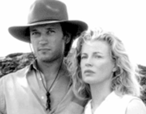 Vincent Perez and Kim Basinger dreamed of a great movie  --  then they read the script