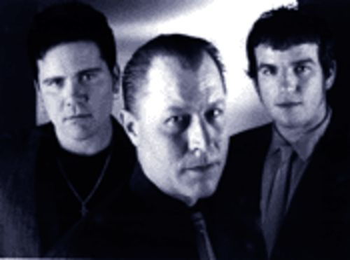 The Reverend Horton Heat, dressed in Sunday best, continues the campaign