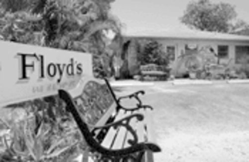 A hostel and crew house, Floyd's is often the first stop for South Africans in search of work in Fort Lauderdale's yachting industry