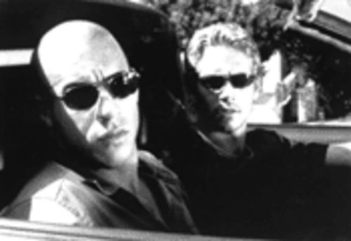 Vin Diesel and Paul Walker are sure to get your motor runnin'