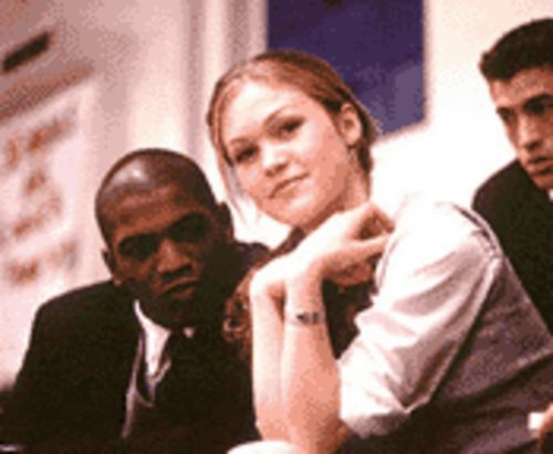 Mekhi Phifer and Julia Stiles battle the green-eyed monster