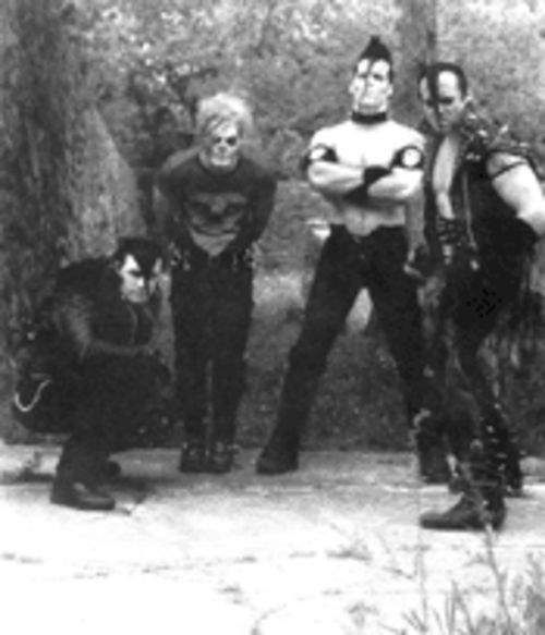 The Misfits: just another leather-and-spikes-clad, Flock of Seagulls-coifed, face-painted, hardcore-punk band