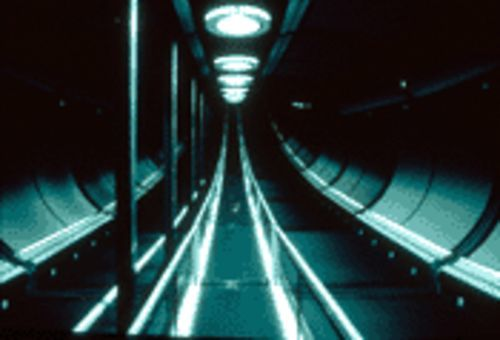 Julian LaVerdiere's Terminal Tunnel tops the show
