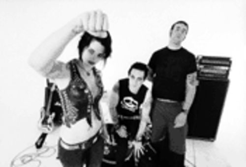 The Distillers pack a punch