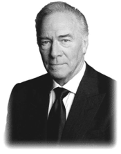 Christopher Plummer: The hills are kaput