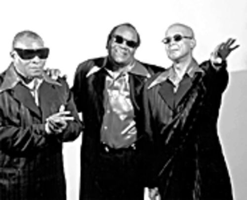 The Blind Boys belt out Bible style