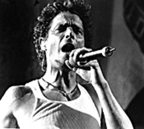 Supergroup Superman: Chris Cornell leads Audioslave