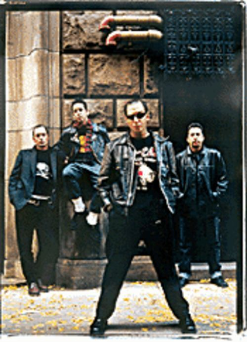 Mike Ness has a heart of stone.