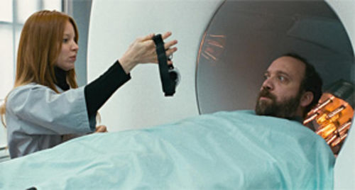 Giamatti, about to have his soul extracted.