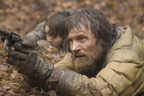 Viggo Mortensen: It's the end of the world as we know it.