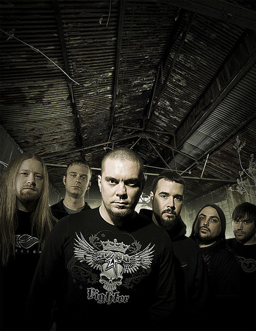 Pump your fist for Chimaira.