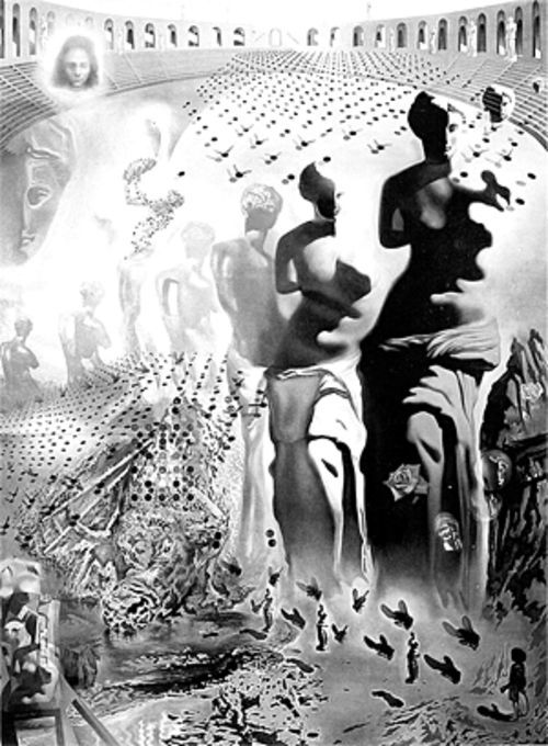 Dali's The Hallucinogenic Toreador: Critical opinion fluctuates wildly, but his art is unforgettable.