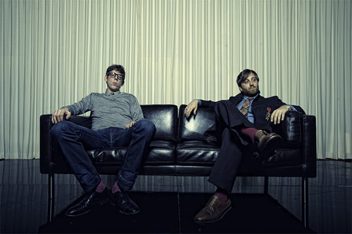 The Black Keys, still missing Ike, settle back.