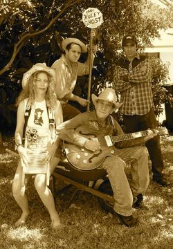 Boise Bob and His Backyard Band