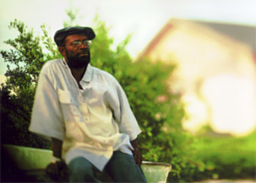 Beres Hammond ponders love from a distance.