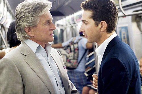 The Gekko and the LaBeouf.