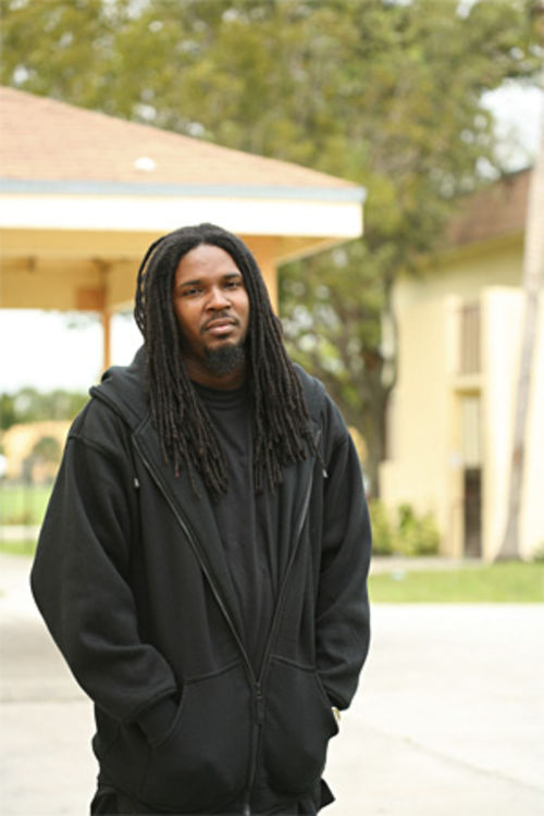 Derick Strobridge knows firsthand the violence plaguing Deerfield's streets.