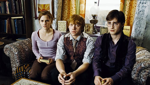 The three principles: Watson, Grint, and Radcliffe.