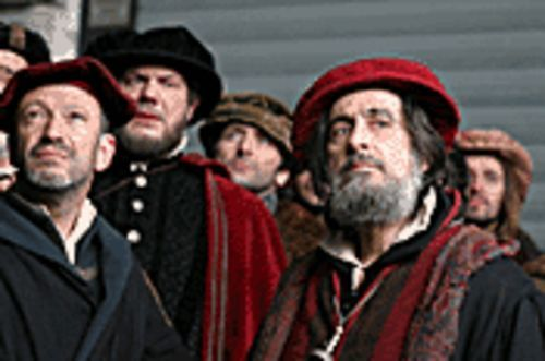 Pacino: Serpico in a prayer shawl