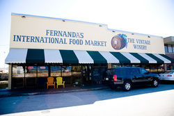 Fernanda\'s International Gourmet Foods