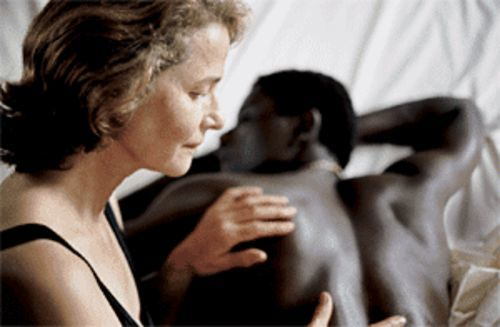 Rampling and Cesar: A Haitian souvenir for the ladies