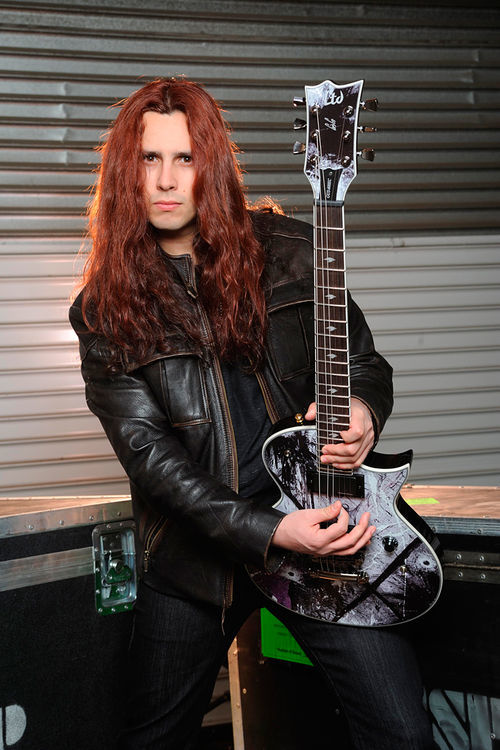Gus G.: definitely no relation to Kenny.