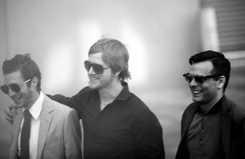 Interpol straddled the old-school/new-school divide of how to break a new band.