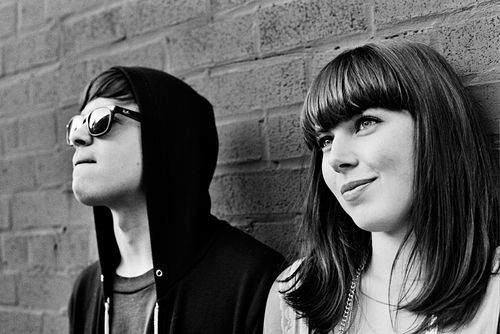 Sleigh Bells: From the South Florida hardcore scene to the world via NYC.