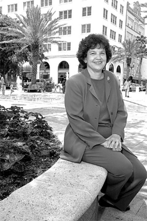 Mayor Lois Frankel