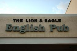 The Lion & Eagle