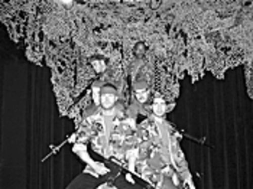 Real 'Nam stories make real good theater