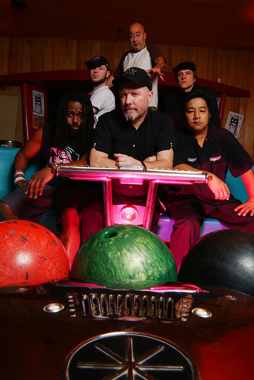 The Toasters will bowl you over.